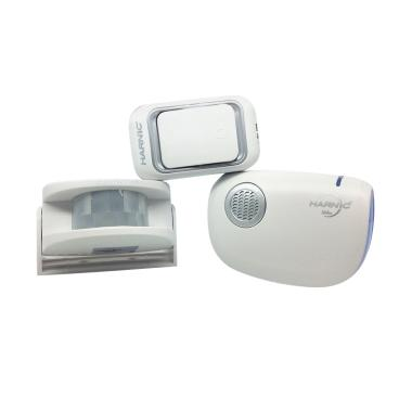 HELES Bel Wireless Sensor Gerak Alarm plus Speaker D026