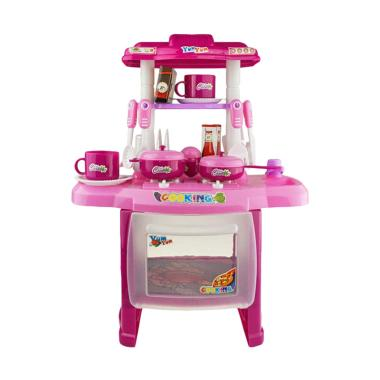 Best Kitchen Set Koper Mainan Masak - Masakan Anak ...