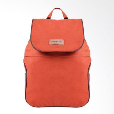 Exsport Deloma L 1.0 Citypack Backpack Tas Ransel Pria - Orange