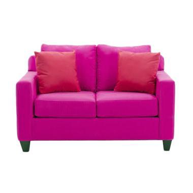 Ivaro Rimma Sofa - Pink