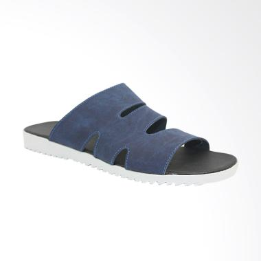 Dr.Kevin Men Sandals - Blue [17218]