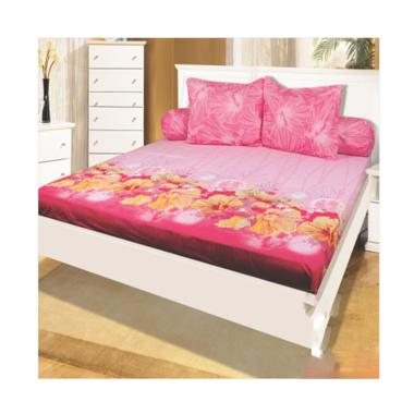 My Love Kamelia Set Sprei - Pink [Tinggi 30 cm]
