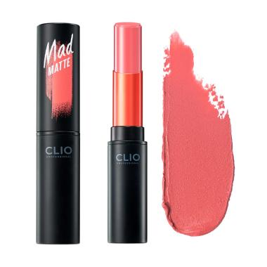 Clio Mad Matte Lipstick - 13 Salmon Rose