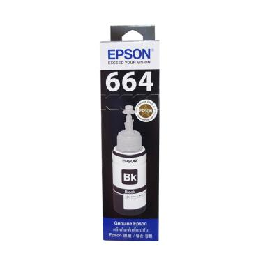 Epson 664 Tinta Printer - Black