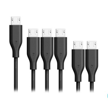 Anker PowerLine B8133012 Micro USB  ... e 3ft and One 6ft Cables]