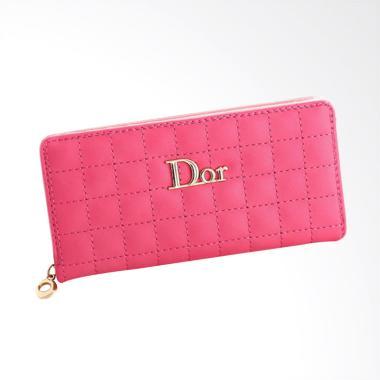 Aamour Dor Wallet Dompet Wanita - Pink