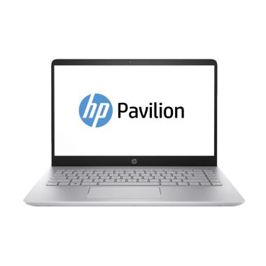 HP Pavilion 14-BF002TX Laptop - Gold