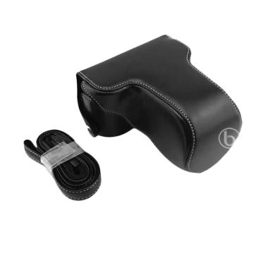 Fujifilm Leather Case Tas Kamera for X-A2/X-A1/X-M1 - Hitam