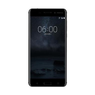 Nokia 6 Smartphone - Matte Black [32GB/ 3GB/LTE]