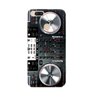 harga Acc Hp Digital Mixer Dj Turntable Electronic Music F0362 Custom Casing for Xiaomi Mi A1 or Xiaomi Mi 5X Black Blibli.com