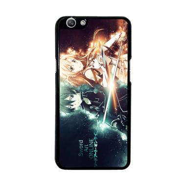 Acc Hp Sword Art Online Sao F0818 C ...  for OPPO F1S A59 - Black
