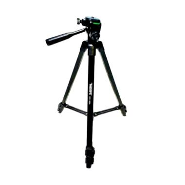 Takara Eco-183A Tripod for Action Cam/DSLR/Smartphone - Hitam