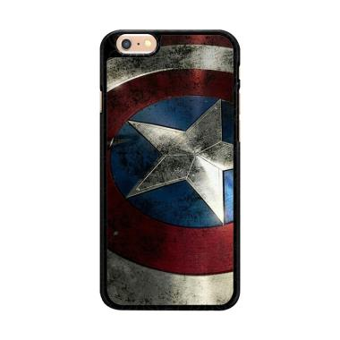 Flazzstore Captain America-0001 O01 ... for iPhone 6 or iPhone 6S