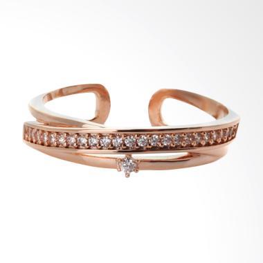 Cocoa Jewelry Romantic Love Cincin