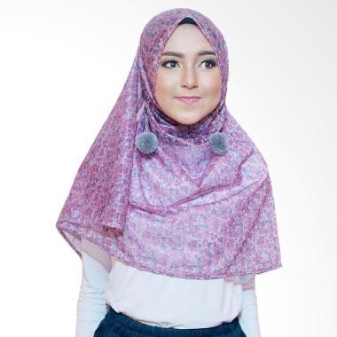 Quillavers Amarilis Hijab Instant – Lavender