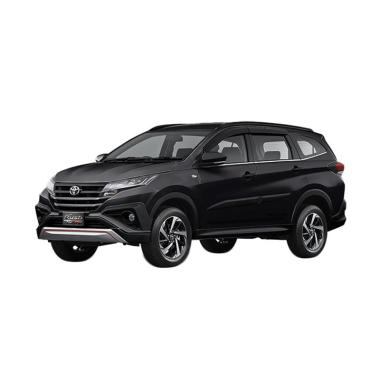 Toyota All New Rush 1.5 G Mobil - Black Mica Metallic