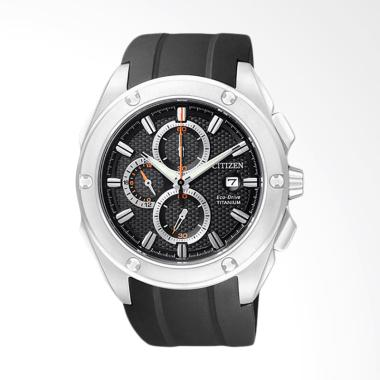 Citizen Chronograph Super Titanium  ... er [CA0210-00E Eco Drive]