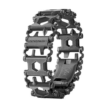 Leatherman 832324 DLC Rantai Multifungsi MatricTread Gelang - Black
