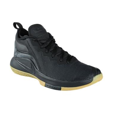 NIKE Men Basketball Lebron Witness  ... Pria - Black [942518-020]