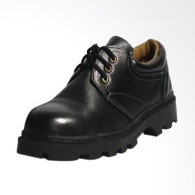 Handmade Safety Sepatu Boot Pria