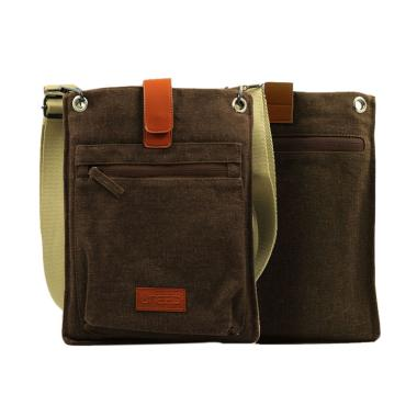 Uneed Joy UB211 Sling Bag Pira - Army Brown