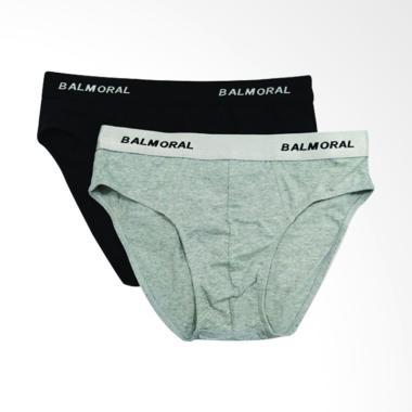 BALMORAL Boxer Underwear Celana Dalam Pria [BSP 21/Size S]