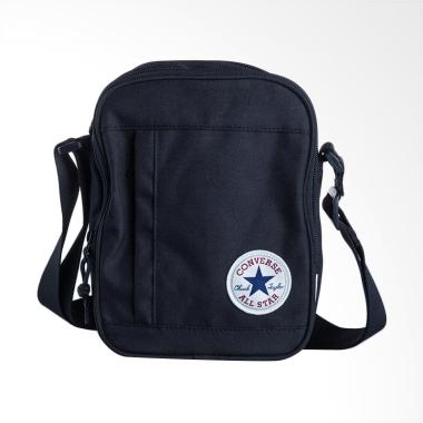 Converse Cross Body Tas Selempang - Black [CON03338-001]