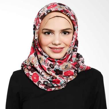 Elzatta Kanara Rinzani Jilbab - Red