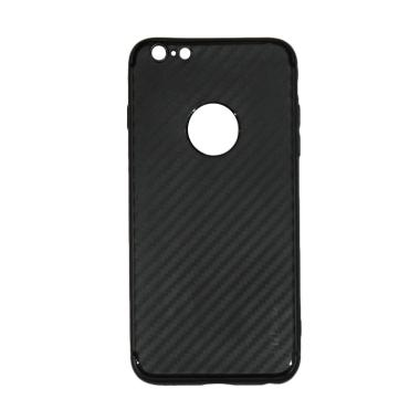 Lize Carbon iPhone 6 Plus Case Slim ... thin / Jelly Case - Black