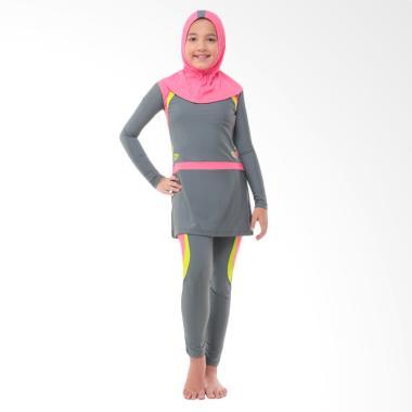 LEE VIERRA Atheeya Teens Burqini Baju Renang Anak Muslim