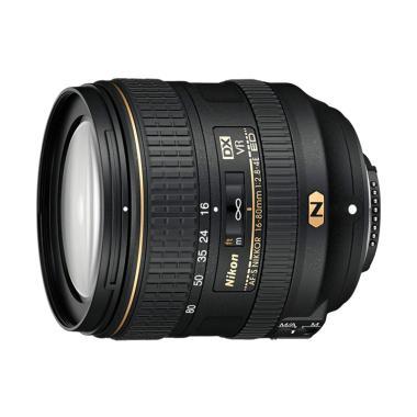 Nikon AF-S DX NIKKOR 16-80mm f-2.8-4E ED VR Lensa Kamera