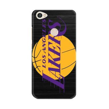 Flazzstore La Lakers Nba X3146 Cust ... iaomi Redmi Note 5A Prime