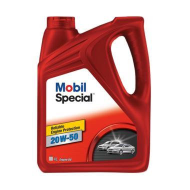 Exxon Mobil 1 Special 20W 50 4 Liter Oli Pelumas Mesin Bensin