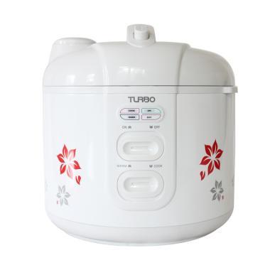 Turbo CRL1100-9 Rice Cooker - White [1 L]