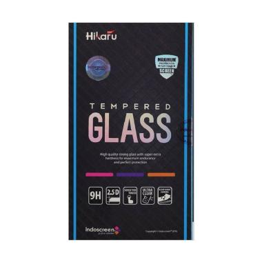 HIKARU Tempered Glass Screen Protector for Huawei Y3 2017 - Clear