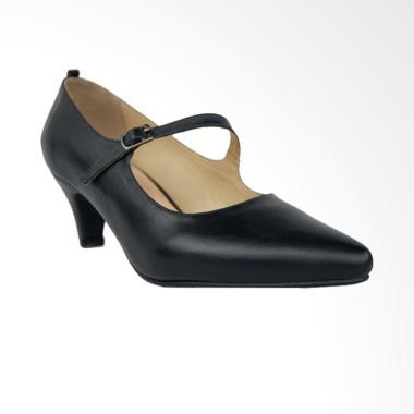 Borsa Gladsy Sepatu Wanita - Black