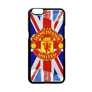Acc Hp UK Flag Manchester United J0258 Casing for Oppo F1s