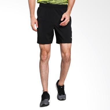 PUMA Men's Running Core-Run 7 Inch Shorts Celana Olahraga [515013 01]