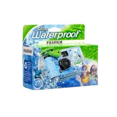 harga FS - Fujifilm Quicksnap Marine Waterproof ISO 800 exp 27 Kamera Pocket Blibli.com