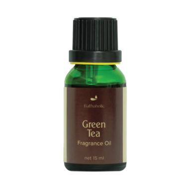 harga Bathaholic Green Tea Aromatherapy Oil [15 mL] Blibli.com