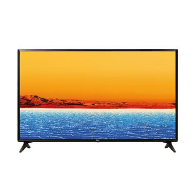 LG 32LJ550D Smart LED TV [ 32 Inch / HD Ready / WiFi Built-In]