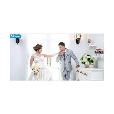 Bianca Bridal & Photography - Prewedding Indoor E-Voucher