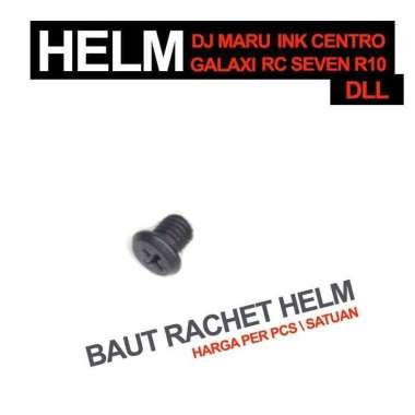 harga OEM Baud Rachet Kaca Helm INK Centro - KYT DJ maru - KYT Galaxy Blibli.com