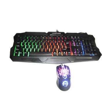 Advance GKM-01 Keyboard & Mouse Gaming