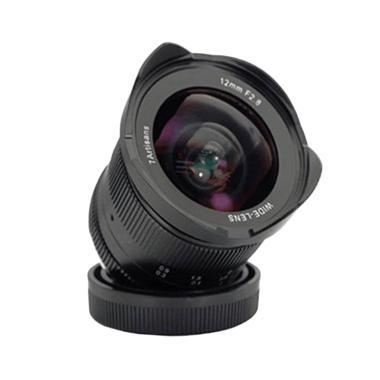 7artisans 12MM F2.8 Lensa Kamera for Mirrorless Sony E-Mount
