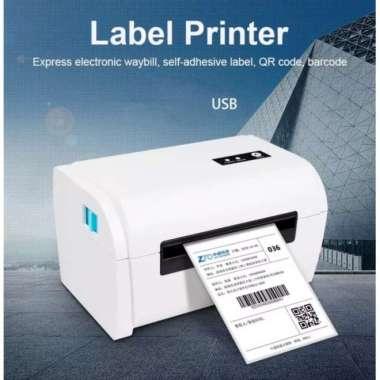 harga Jual Zjiang POS Thermal Receipt Label Printer 110mm - ZJ-9200 Murah Blibli.com