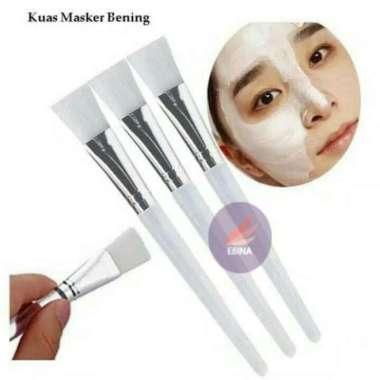 harga Promo Kuas Masker Wajah Bening Putih Mask Make Up Brush Premium Murah Blibli.com