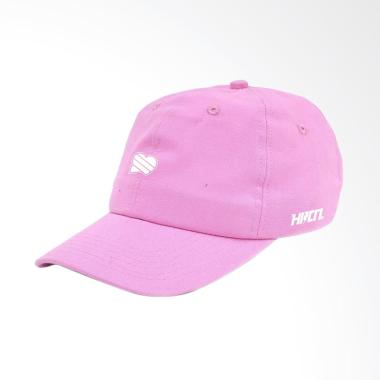 HRCN Outfitters Polo Hat Unisex - Pink [H 8088]