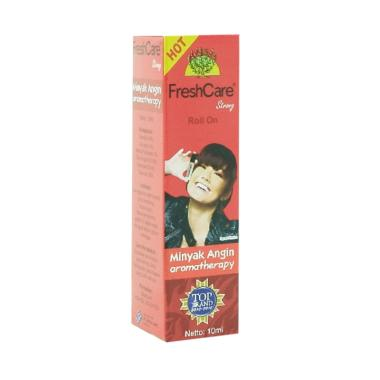 PROMO Freshcare Roll On Strong Hot Minyak Angin[2 BOTOL10 mL]