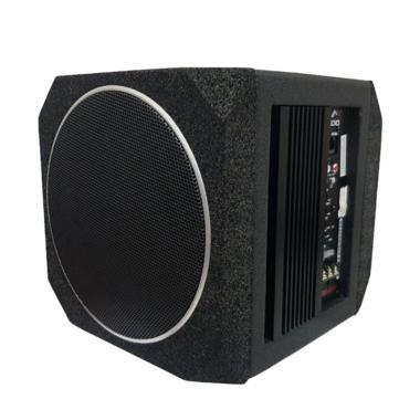 LM Audio Basstube KBOX 800 Dual Subwoofer Aktif [8 Inch]